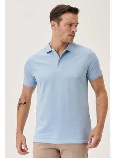 Beymen Business Beymen Business T-Shirt Mavi